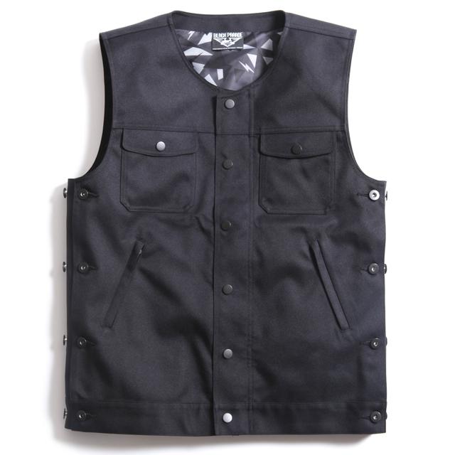 Cordura Twill Street Vest