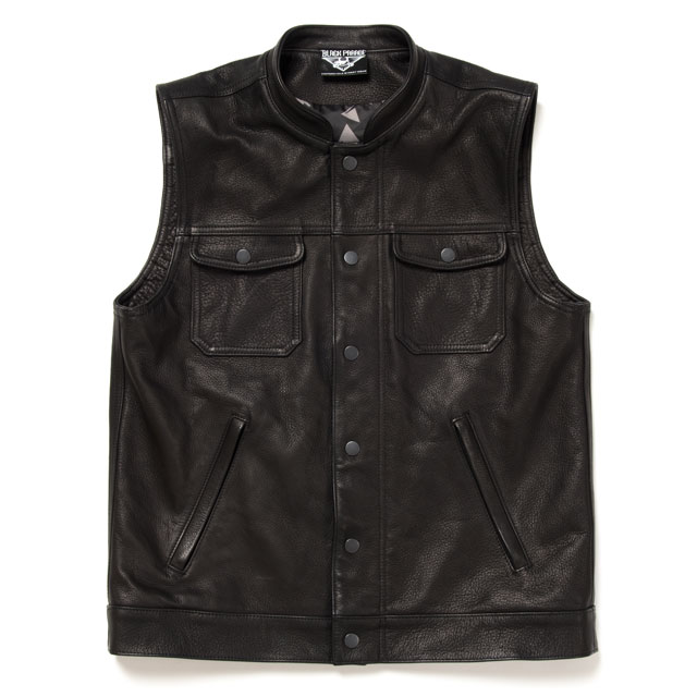 Limited Edition Leather Vest