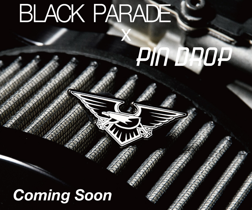 Black Parade x Pindrop NYC