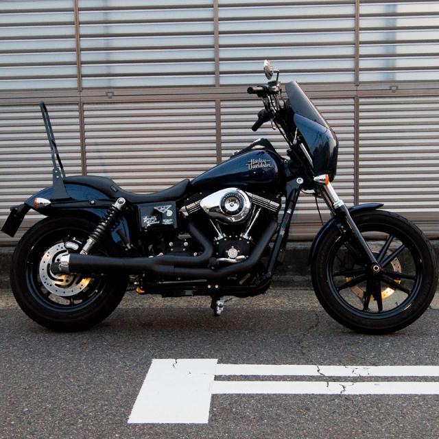 2013 Harley Davidson FXDB