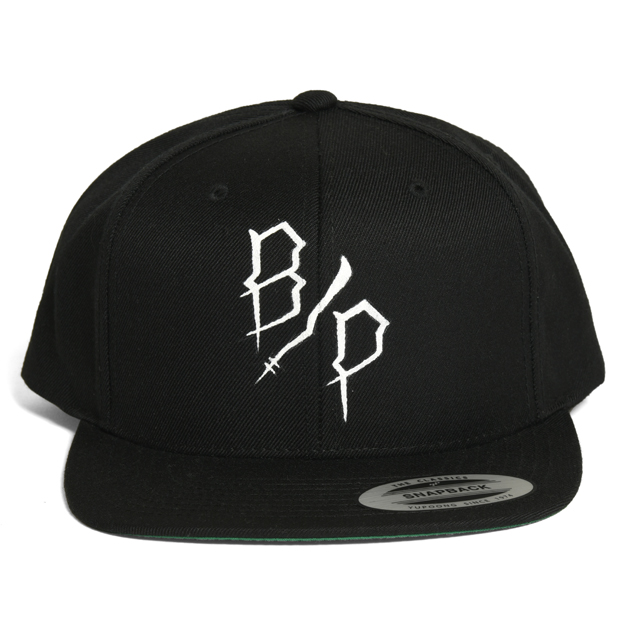 Limited Edition Black Parade x Sixty Sixx Snap Back