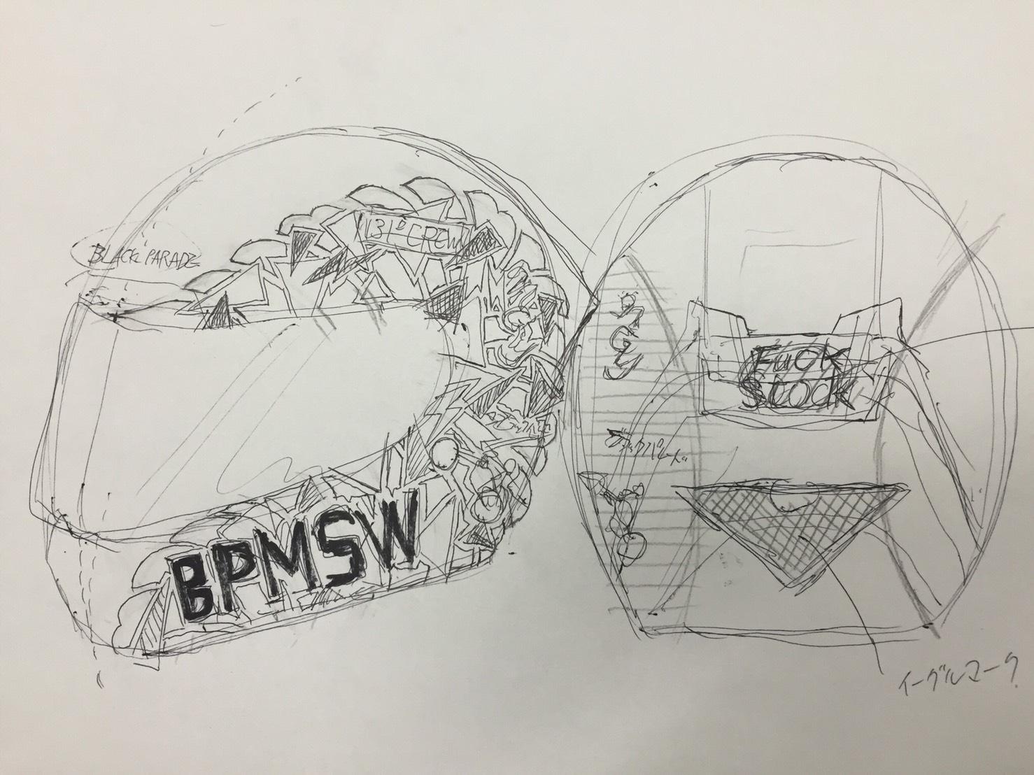 Story of my helmet