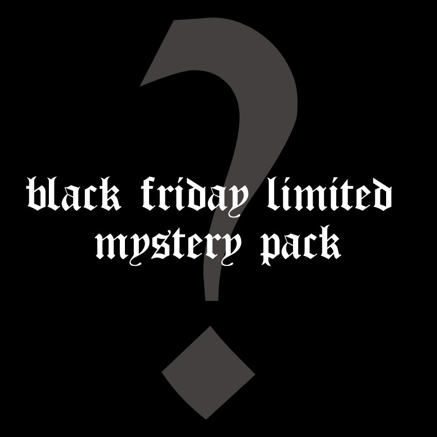Black Friday Mystery Pack 11/24
