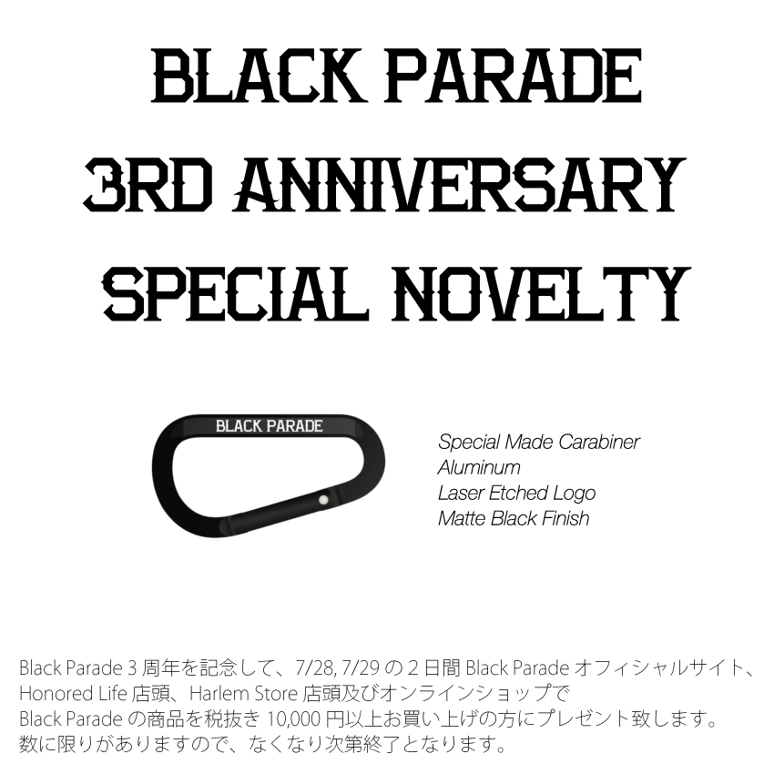 3rd Anniversary Special Novelty