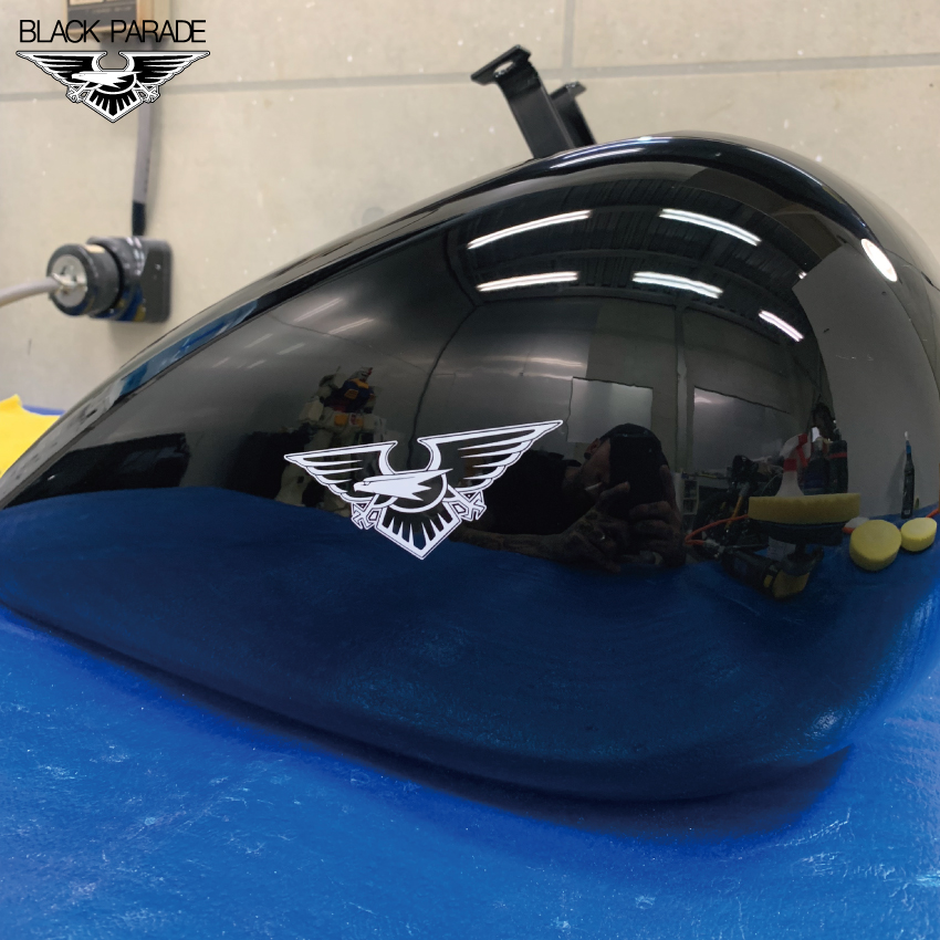 1310 Custom Designs FXLR タンク完成