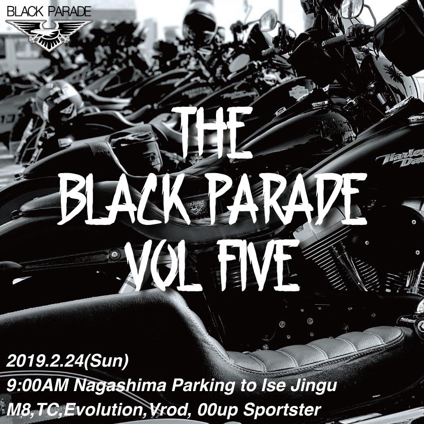 The Black Parade Vol.5 開催決定