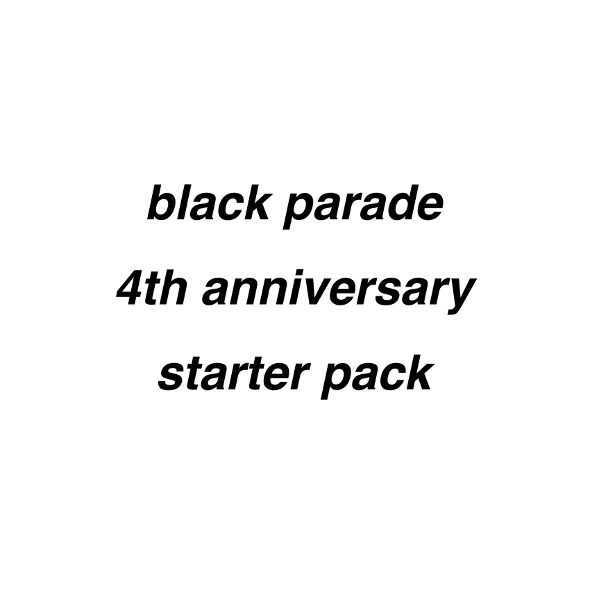 4th Anniversary BP Starter Pack