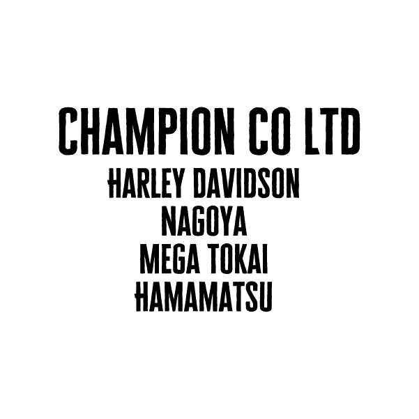 株式会社チャンピオン