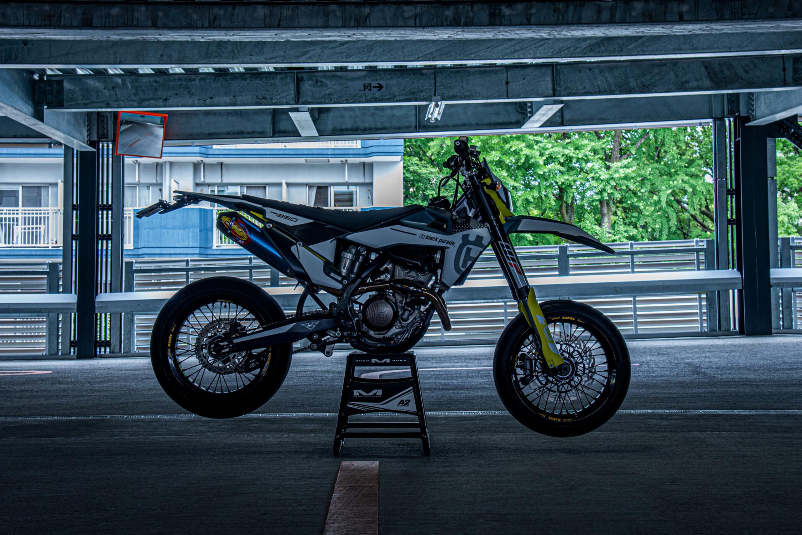 Husqvarna 2020 FE 350 Supermoto